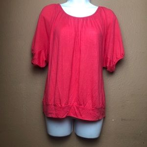 Cotton On Pink Blouse M